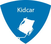 Kidcar rental beach egmond aan zee