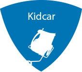 Kidcar rental beach egmond aan zee